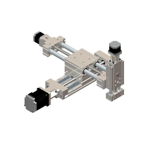 Tables croisées - Kinetic Systems
