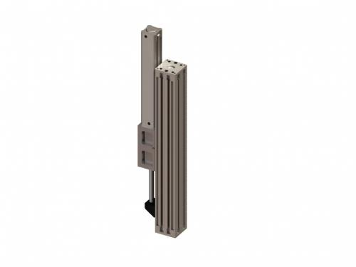 Linear module with rack CREAXE-V - Kinetic Systems