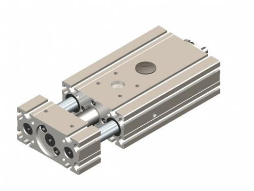 Linear actuator with ball screw KAV - Kinetic Systems