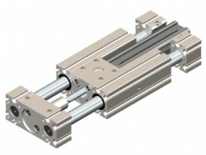 Linear table pneumatic KFP - Kinetic Systems