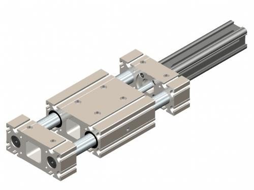 Linear table pneumatic KMP - Kinetic Systems