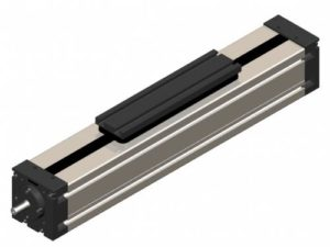 Linear module with ball screw MLK - Kinetic Systems