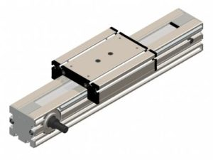 Linear module with belt ROLEK - Kinetic Systems