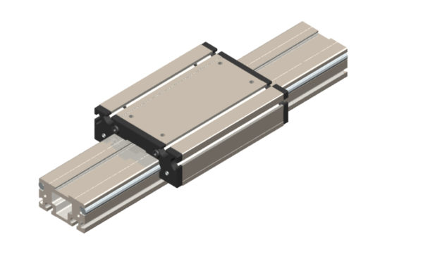 Linear module without drive LIGAL - Kinetic Systems