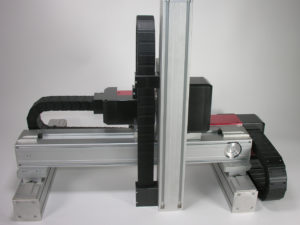 Cartesian robot 3 axes - H - Kinetic Systems